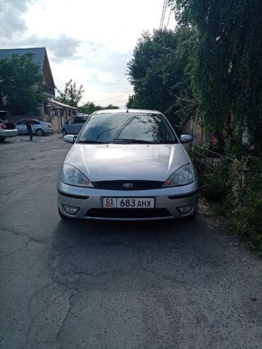 продажа номеров авто бишкек в Кыргызстан: Ford Focus 1.8 л. 2001