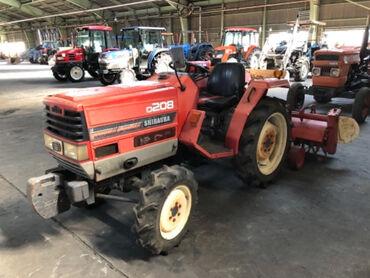 Трактор Ош,Талас тракторы,японские тракторы БишкекПродается надежный
