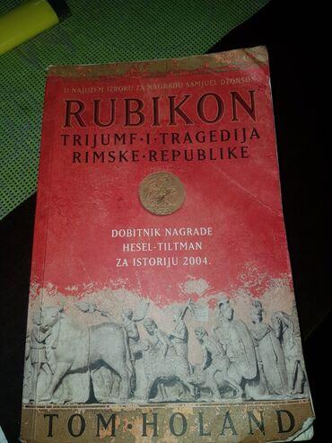 Knjige, časopisi, CD i DVD | Subotica: Trijumf i tragedija Rimske Republike. Dobitnik nagrade Hesel Tiltman