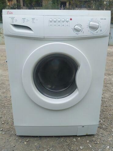 Vertical Avtomat Washing Machine Elite 6 kq