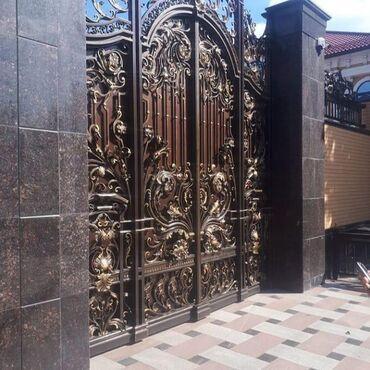 забор пескоблок в бишкеке в Кыргызстан: Сварка | Заборы, оградки | Гарантия