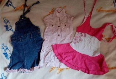 Dečija odeća i obuća - Sremska Kamenica: Haljinice 98