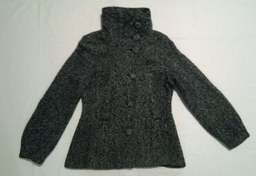 SNIŽENOOO!!! H&M kaput postavljen i kao nov je, tesko se slika i
