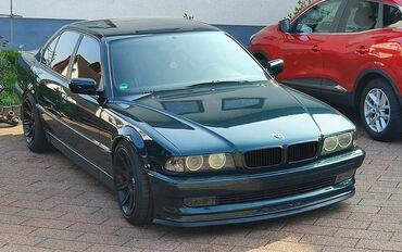 BMW 7 series 4.4 л. 1997   220000 км