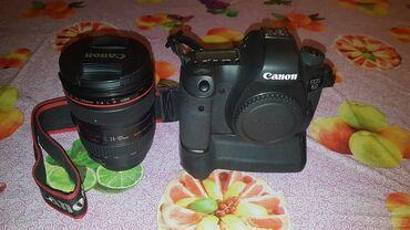 фотоаппарат canon eos 650 d в Кыргызстан: Продаётся новый Фотоаппарат профессиональный комплекте батарейный