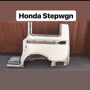 spojler honda в Кыргызстан: Honda step spada  Хонда степ спада  Кузовные детали  Задний крыло,глух