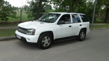 Chevrolet Trailblazer 2004 - Belgrade