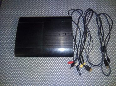 PS3 (Sony PlayStation 3) σε Athens