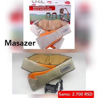 Zepter masazer - Srbija: Masazer za ledja i kicmu