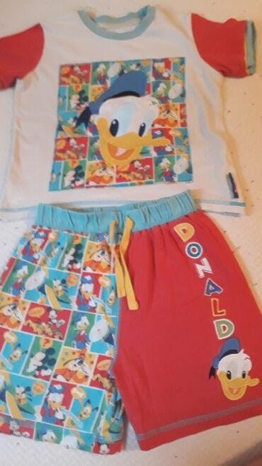 Dečiji Topići I Majice | Vrsac: Disney kompletic 98cm 2-3 god