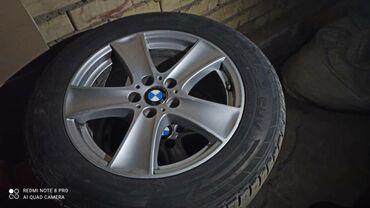 Г. Ош BMW X5 размеры R18 cост.новый цена 300$
