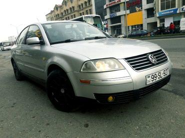 Bakı şəhərində Volkswagen Passat 2002