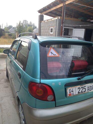 Транспорт - Кочкор-Ата: Daewoo Matiz 0.8 л. 2004