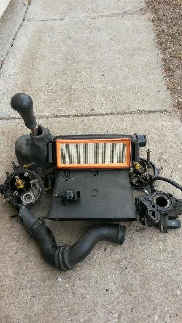 Fiat punto - Srbija: Delovi za Fiat Punto 1.Kućište filtera za vazduh,crevo za dovod