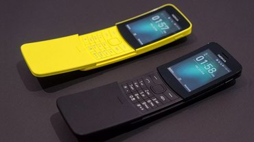 Nokia 8110 Banana novo Hit! - Belgrade
