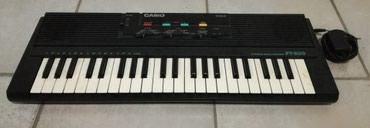 Πωλείται synthesizer Casio! Δυνατότητα σε Chaidari