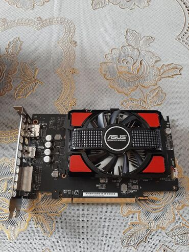 Amd Radeon rx550 2gb  Korišćena 6 meseci