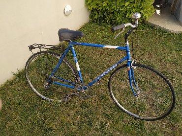 Είναι ένα ποδήλατο Peugeot αντίκα του 1985,είναι σε πάρα πολύ