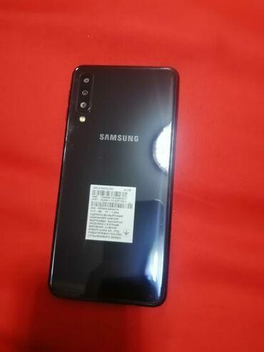 Samsung a7 2015 - Азербайджан: Б/у Samsung A7 64 ГБ Черный