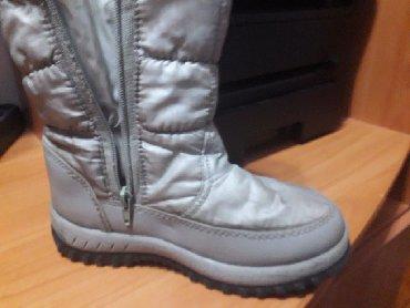 детская зимняя обувь в Кыргызстан: Детская зимняя немецкая сапожка,размер 35состояние идеальное, цена
