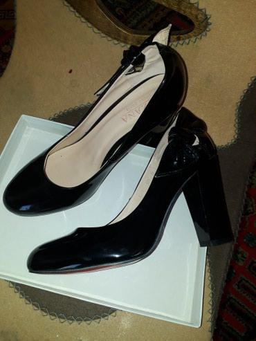 Продаю туфли 38-го размера одевались 1-раз