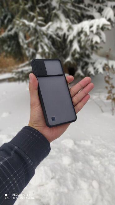 Видеокамера флешка - Кыргызстан: Б/у Samsung A10 32 ГБ Синий