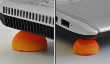 для ноутбука подставка в Кыргызстан: Охлаждающая подставка для ноутбука(силиконовые шарики)-100% новый