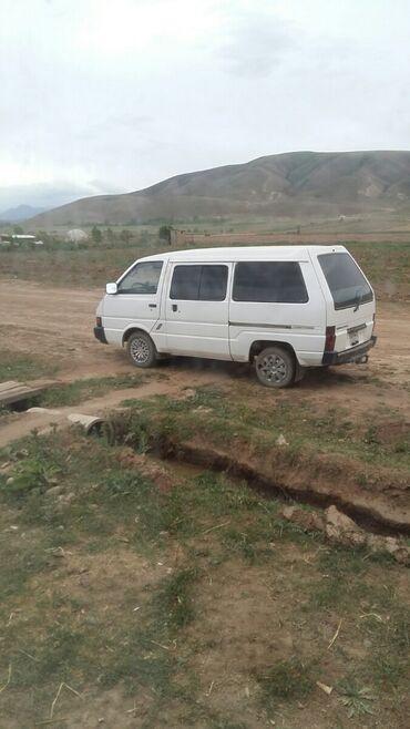 Транспорт - Кызыл-Суу: Nissan Vanette 2 л. 1991 | 123456789 км