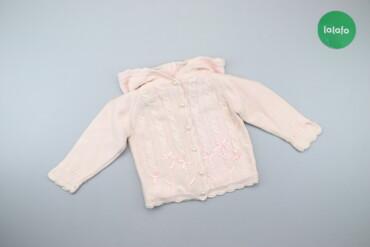 Дитяча кофтинка з капюшоном YLFAN, зріст 80 см    Довжина: 31 см Рукав