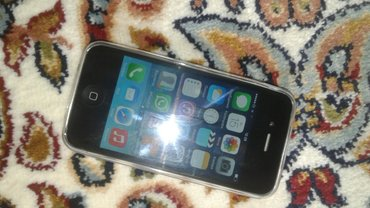 ПРОДАМ IPHONE 4S)! Пароль от Apple ID и от ICloud в Бишкек