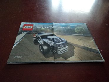 Lego Racers 8194 Nitro Muscle Used 100% complete with original σε North & East Suburbs