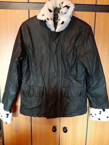 Zimska jakna sa unutrasnjim krznom S velicina