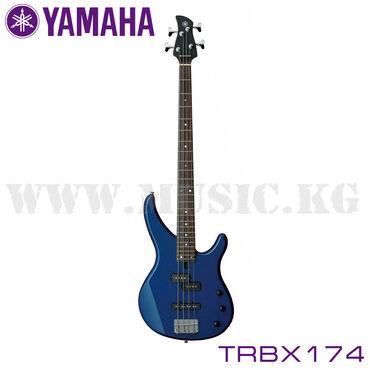 Бас-гитара: TRBX174 – достойная бас гитара для современных басистов