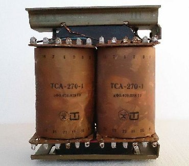 transformator dlja povyshenija naprjazhenija в Кыргызстан: Силовой трансформатор ТСА 270-1 новый и тороидальный трансформатор