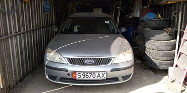 Ford - Кыргызстан: Ford Mondeo 1.8 л. 2002