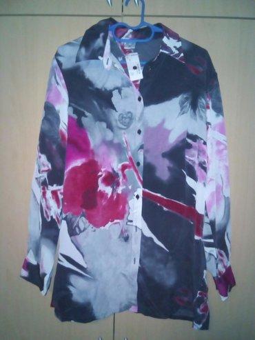 Novo!!! Ženska košulja br.40 od poliestera, kupljena u Nemačkoj