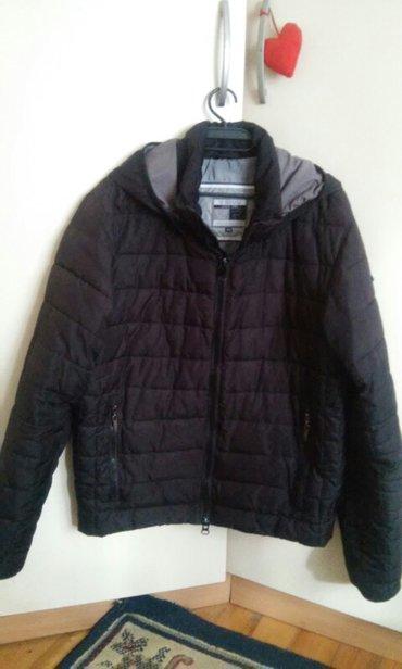 Brugi jakna,48 vel. Nosena jednu zimu,odlicna sa kapuljacom koja se - Uzice