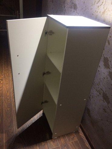 Мебель из икея мини шкафчик! =очень удобдный и компактный! совсем мало в Бишкек