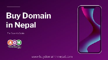 Buy Domain Name in Nepal-AGM Web Hosting:Now get your website home to