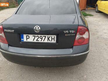 Volkswagen Passat 2.5 l. 2001 | 230000 km