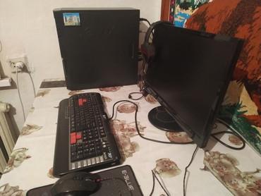 компьютеры geforce gt в Кыргызстан: Срочно продаю игровой компьютер за 22 000 сомов, так как улетаю в