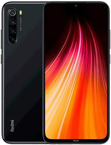 Б/у Xiaomi Redmi Note 8 64 ГБ Черный