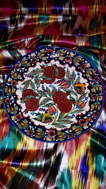 Узбекская посуда ручной работы, в Бишкек