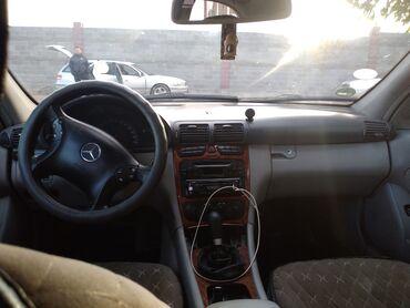 Mercedes-Benz C-Class 2 л. 2002