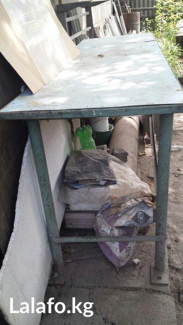 Верстак,рабочий стол ,сварной каркас в Бишкек