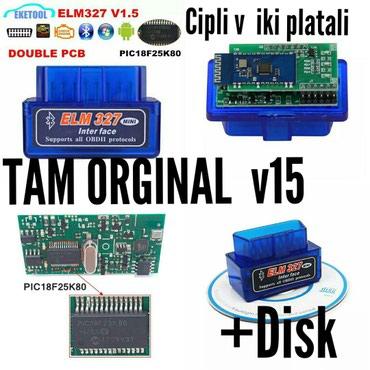 alfa romeo brera 3 2 at - Azərbaycan: Obd2 Elm 327 Avto Diaqnostika aparatıBu aparat ilə avtomobilnizi