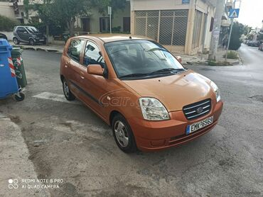 Kia Picanto 1 l. 2008   59000 km