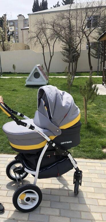 qısaqol uşaq köynəkləri - Azərbaycan: Verdi Babies Optima Çox funksiyalı uşaq arabası. Araba 2 hissədən ibar