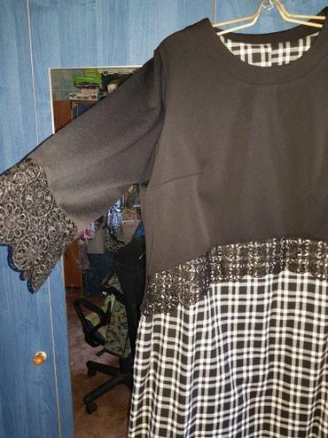 летнее платье 58 размера в Кыргызстан: Одежда для полных 56- 58-60 размер, в хорошем или отличном