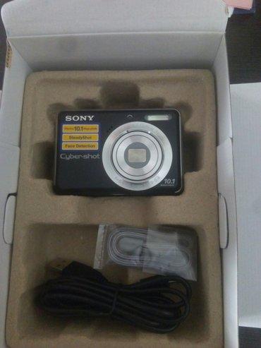 Цифровой фотоаппарат sony новый в Бишкек
